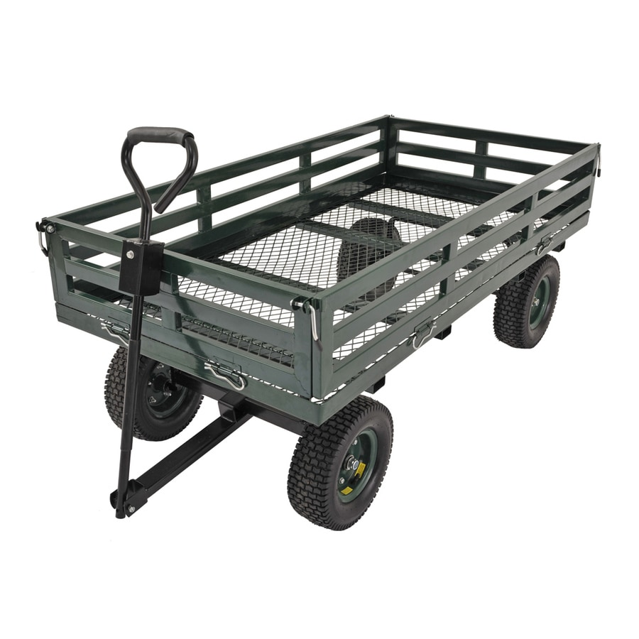 Shop Edsal 26 In Utility Cart At Lowes Com