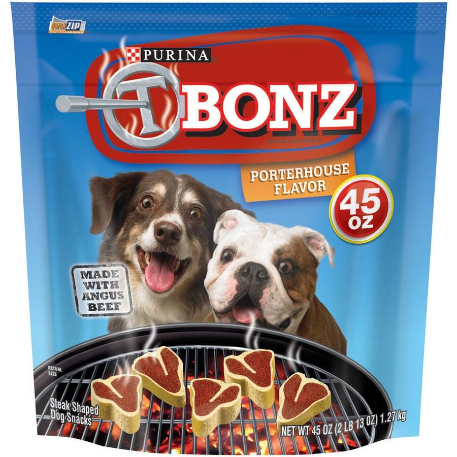 TBONZ 45-oz Beef-Flavor Snacks