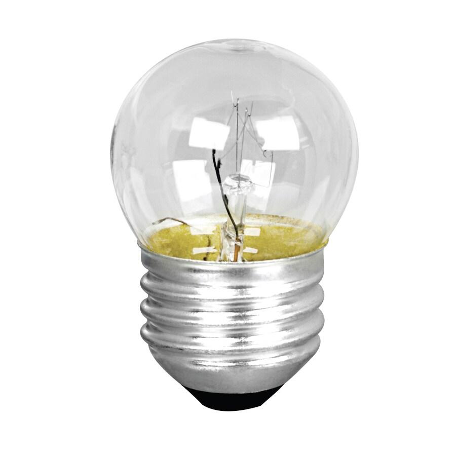Feit Electric 7.5-Watt C7 Medium Base (E-26) Soft White Incandescent Night Light Bulb