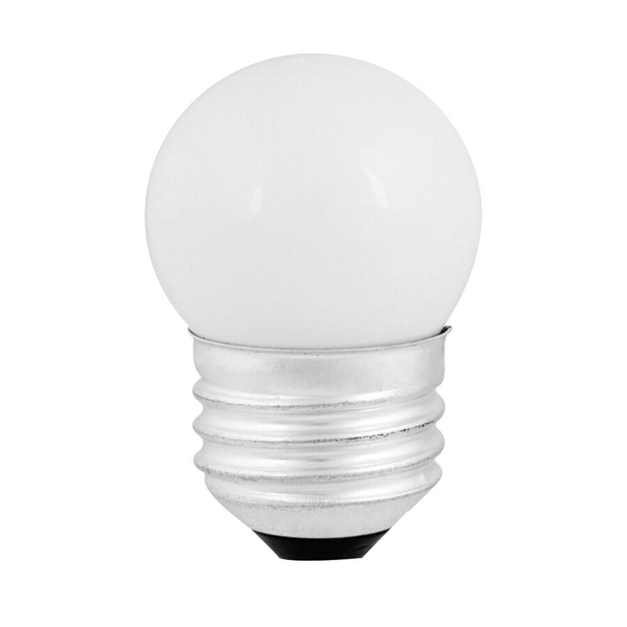 Feit Electric 7.5-Watt S Medium Base (E-26) Soft White Incandescent Night Light Bulb