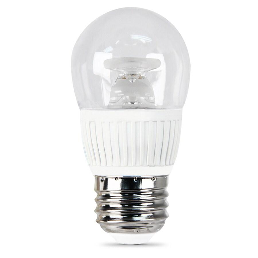 Feit Electric 2-Pack 3-Watt (25W Equivalent) 3000K Medium Base (E-26) Warm White Dimmable Decorative LED Light Bulbs