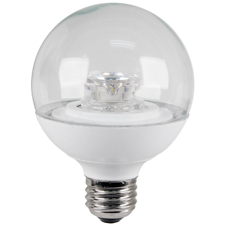 Feit Electric 8-Watt (40W Equivalent) 3000K Medium Base (E-26) Warm White Dimmable Decorative LED Light Bulb