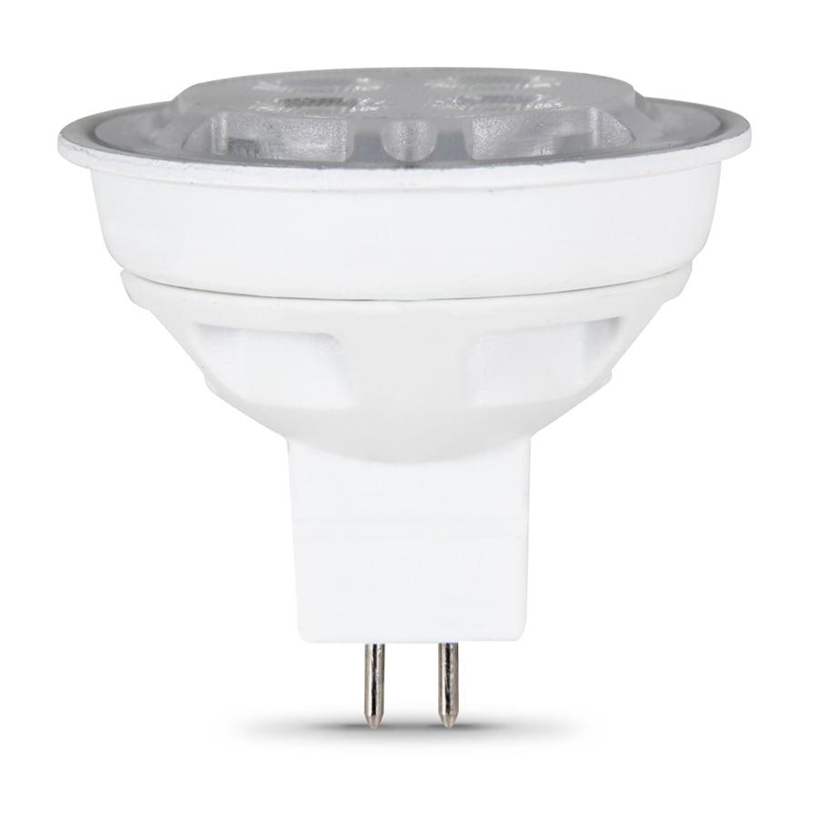 Outdoor Lamp Wattage: Shop Feit Electric 5.5-Watt (35W Equivalent) 3000K MR16