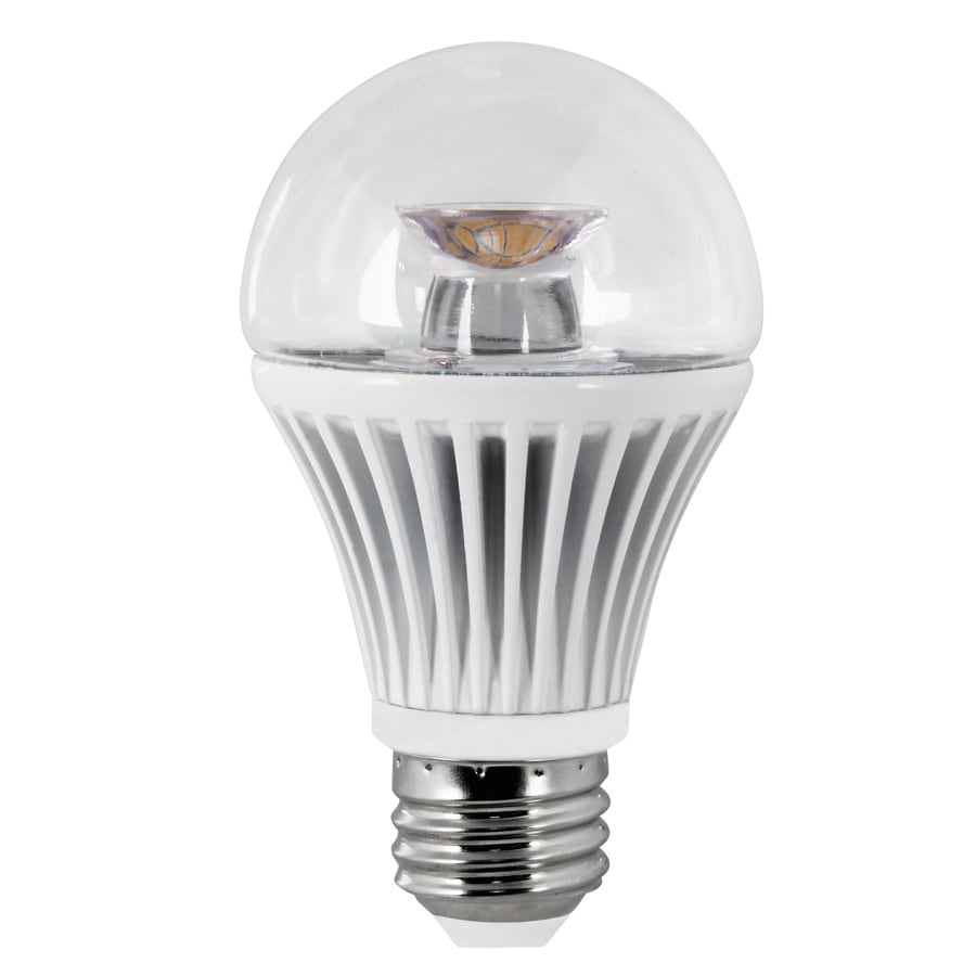Feit Electric 8-Watt (40W Equivalent) 3000K A19 Medium Base (E-26) Dimmable Warm White Indoor LED Bulb