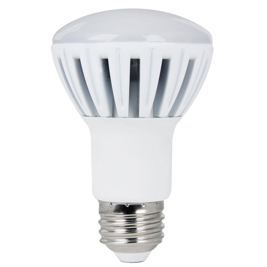 Utilitech 10-Watt (75W Equivalent) R20 Medium Base (E-26) Soft White Dimmable Indoor LED Flood Light Bulb