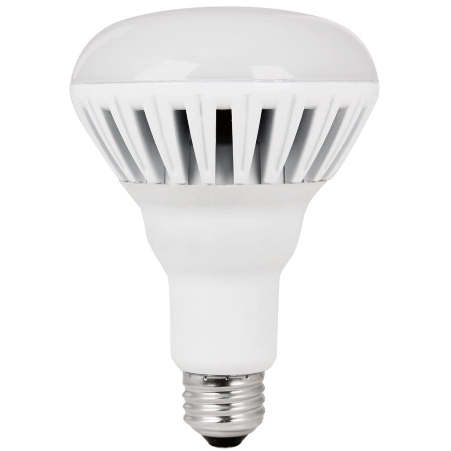 Utilitech 20-Watt (85W Equivalent) BR30 Medium Base (E-26) Soft White Dimmable Indoor LED Flood Light Bulb