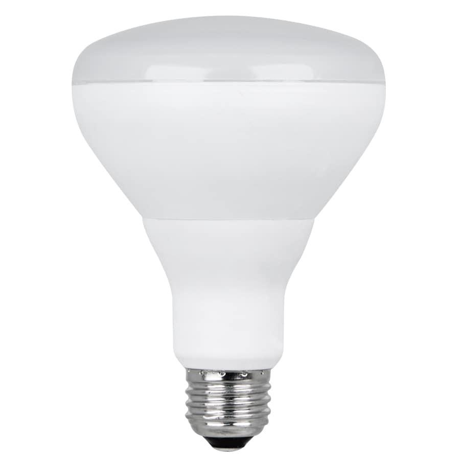 Utilitech 13-Watt (75W Equivalent) BR30 Medium Base (E-26) Soft White Dimmable Indoor LED Flood Light Bulb ENERGY STAR