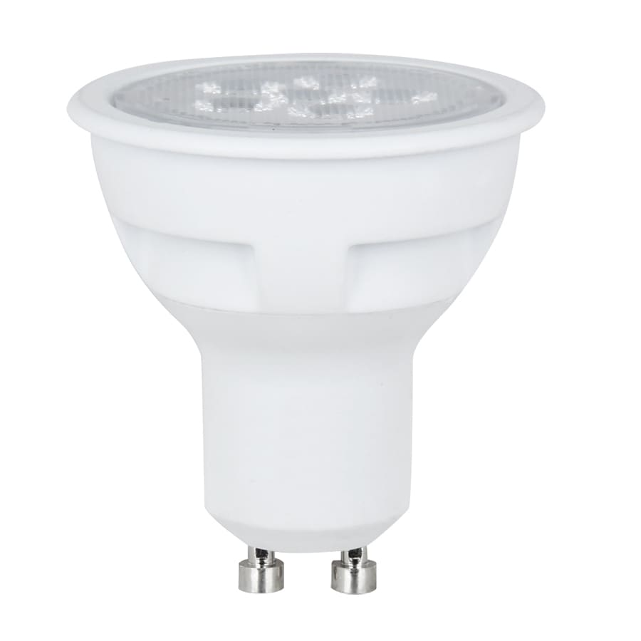 Shop Utilitech 2 Pack 8 Watt 50w Equivalent Mr16 Gu10 Pin Base Warm White Dimmable Indoor Led