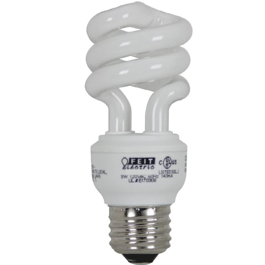Bright Effects 9-Watt 6,500K Bright White CFL Bulb