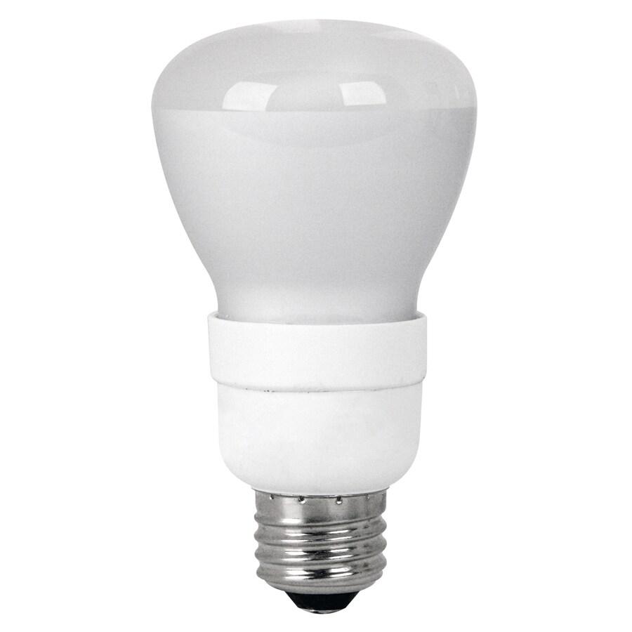 Utilitech 11-Watt (50W) R20 Medium Base Bright White (3500K) CFL Bulb ENERGY STAR