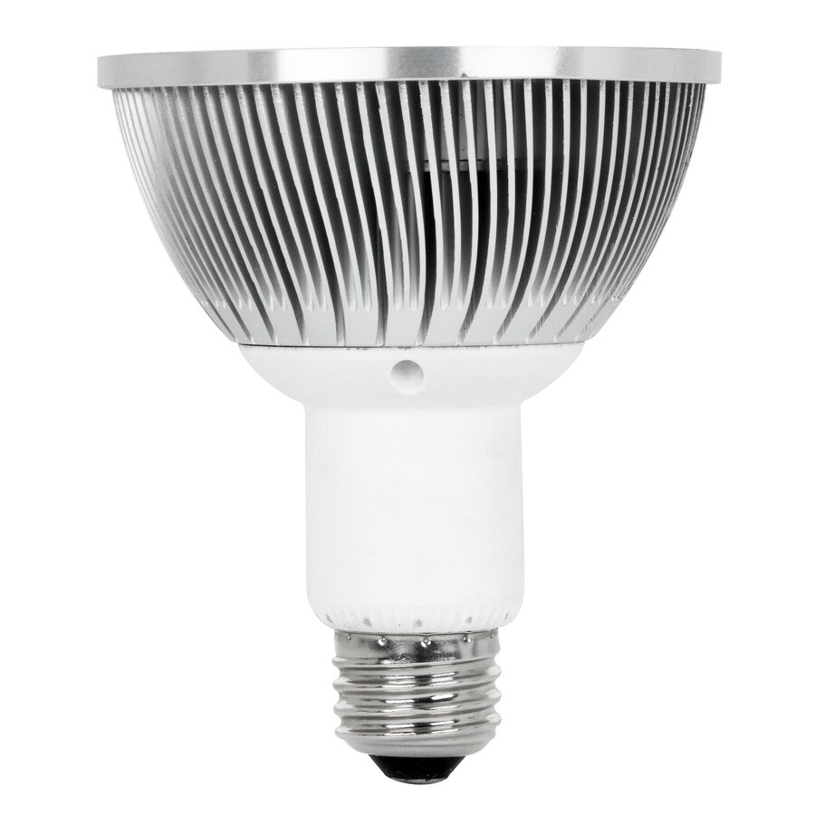 Utilitech 18-Watt (75W) PAR 38 Medium Base Warm White Outdoor LED Flood Light Bulb ENERGY STAR