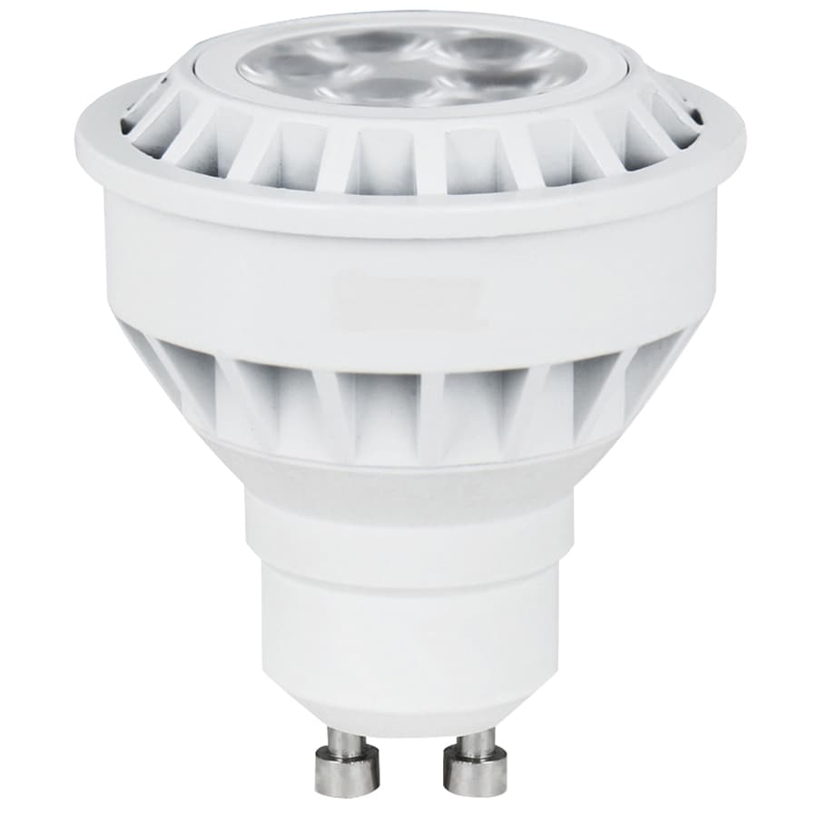 Utilitech 5-Watt Gu10 Pin Base Warm White Indoor LED Spotlight Bulb