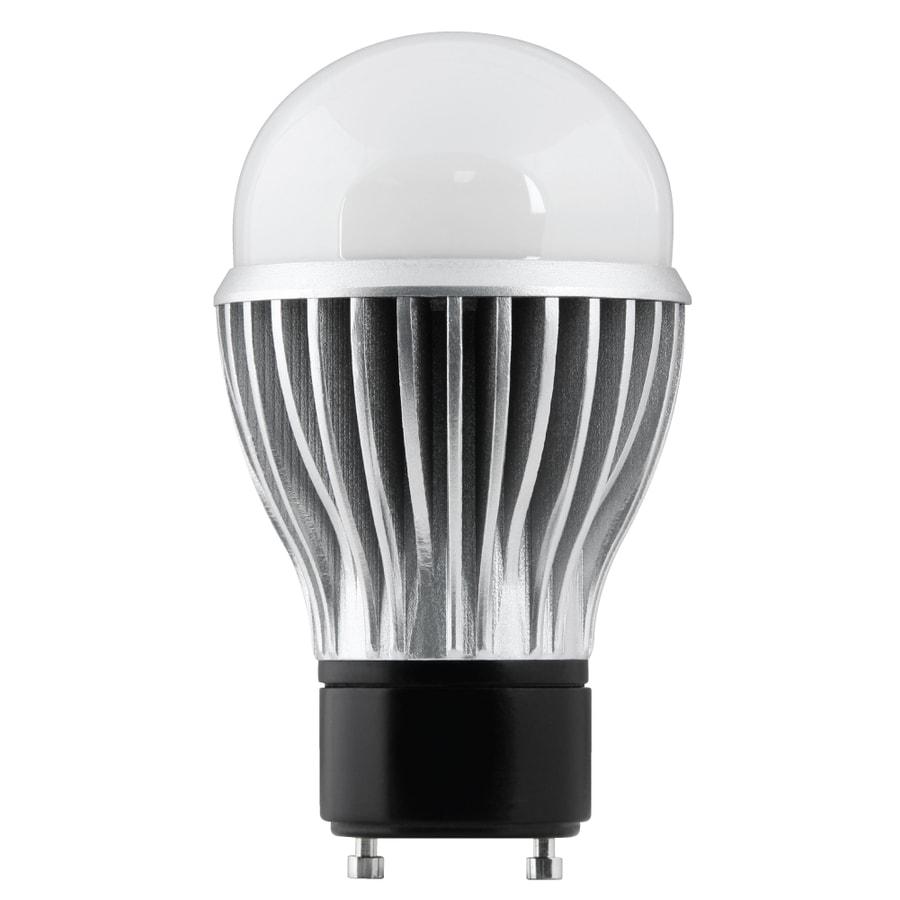 Utilitech 7-1/2-Watt (40 W Equivalent) A19  Warm White (3000K) LED Bulb