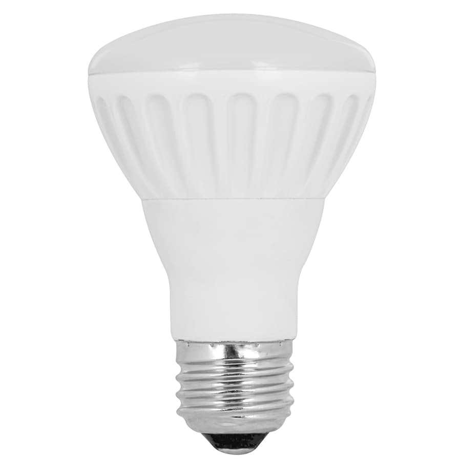 Utilitech 8-Watt (45 W) R20 Soft White Indoor LED Spotlight Bulb ENERGY STAR