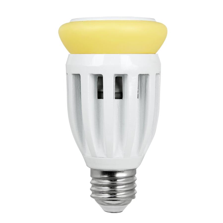 Utilitech 7.5-Watt (40W Equivalent) 2700K A19 Medium Base (E-26) Dimmable Soft White Indoor LED Bulb