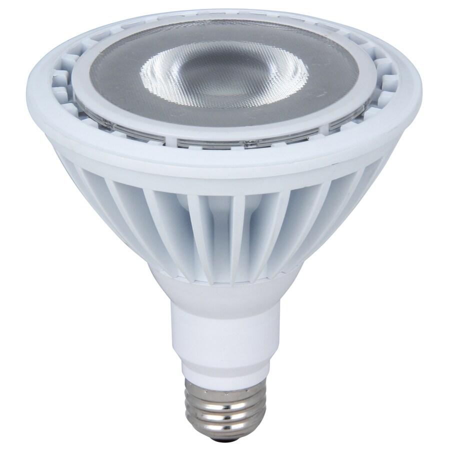 Utilitech 20-Watt PAR38 Medium Base Daylight Indoor LED Flood Light Bulb