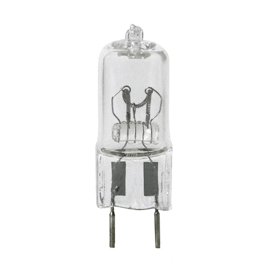 Feit Electric 20-Watt T4 Bright White Outdoor Decorative Halogen Light Bulb