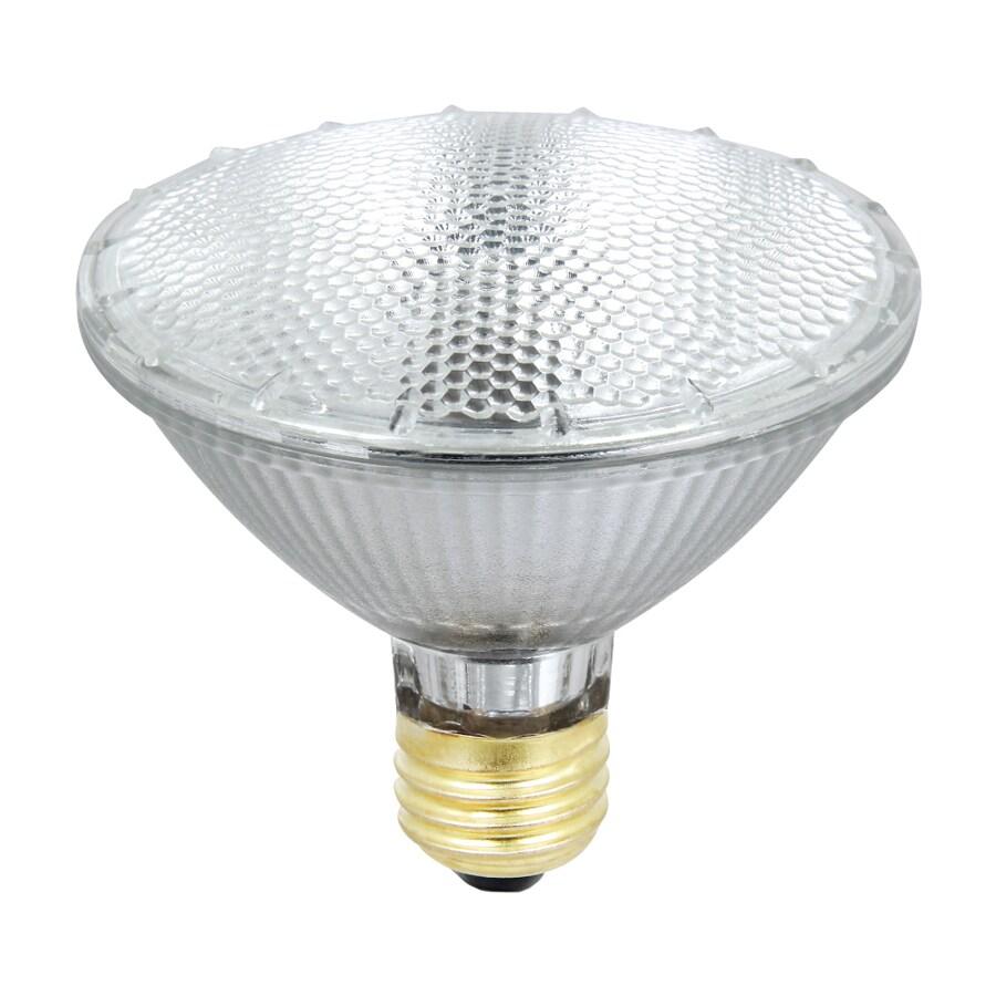 Utilitech 2-Pack 55-Watt Xenon Par38 Medium Base (E-26) Base Soft White Indoor/Outdoor Halogen Flood Light Bulb