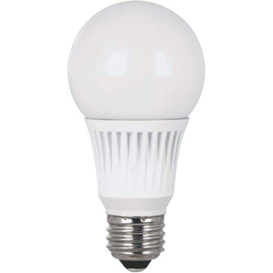 Utilitech 40-Watt (7.5 W Equivalent) A19 Medium Base Warm White (3,000K) LED Bulb