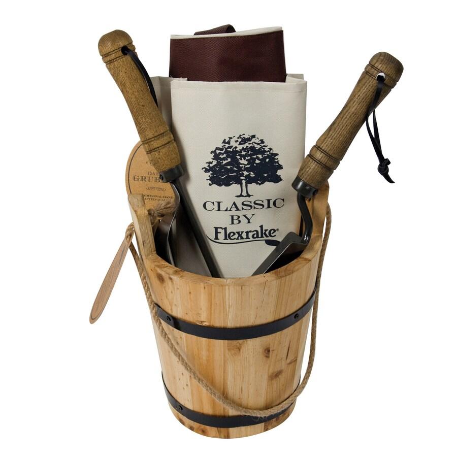 Flexrake Corp. Planting Bucket Gift Set