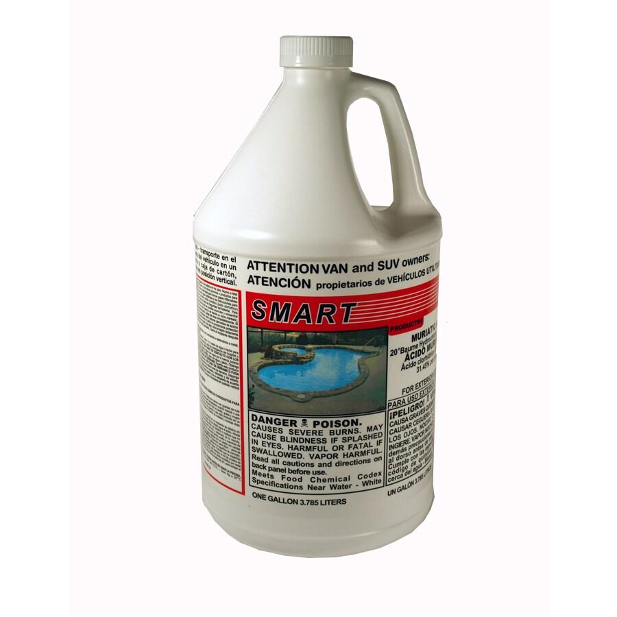 SMART 2-Gallon Muriatic Acid