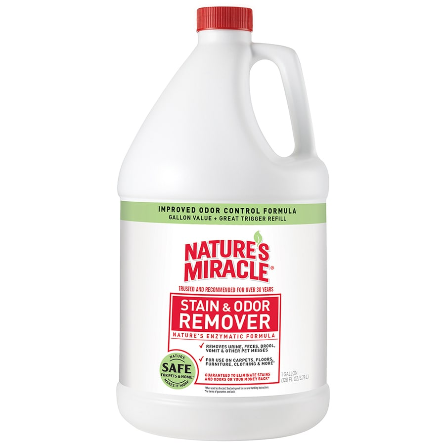 128-fl oz Dog Stain and Odor Remover