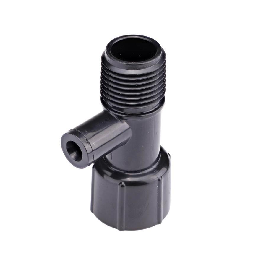 Raindrip 1-Port Combination Irrigation Manifold with Filter