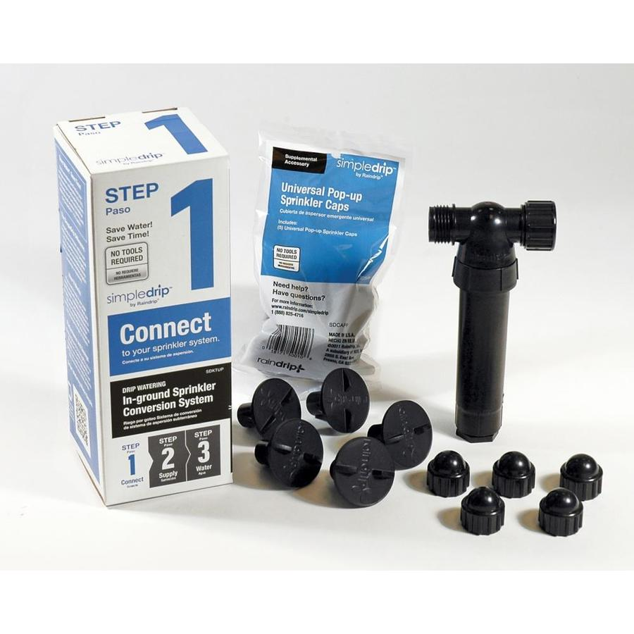 Raindrip Drip Irrigation Conversion Kit
