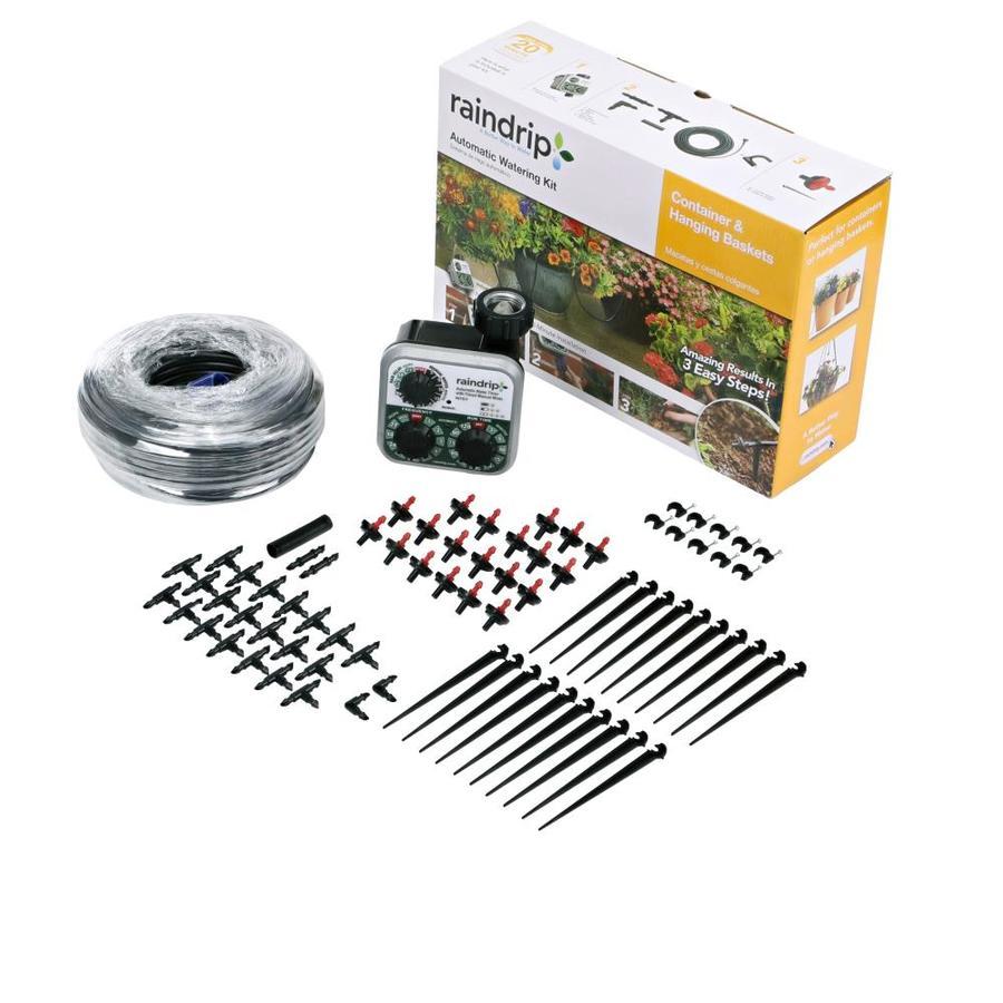 Raindrip Drip Irrigation Patio Kit