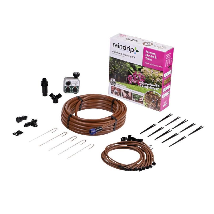 Raindrip Drip Irrigation Tree and Shrub Kit