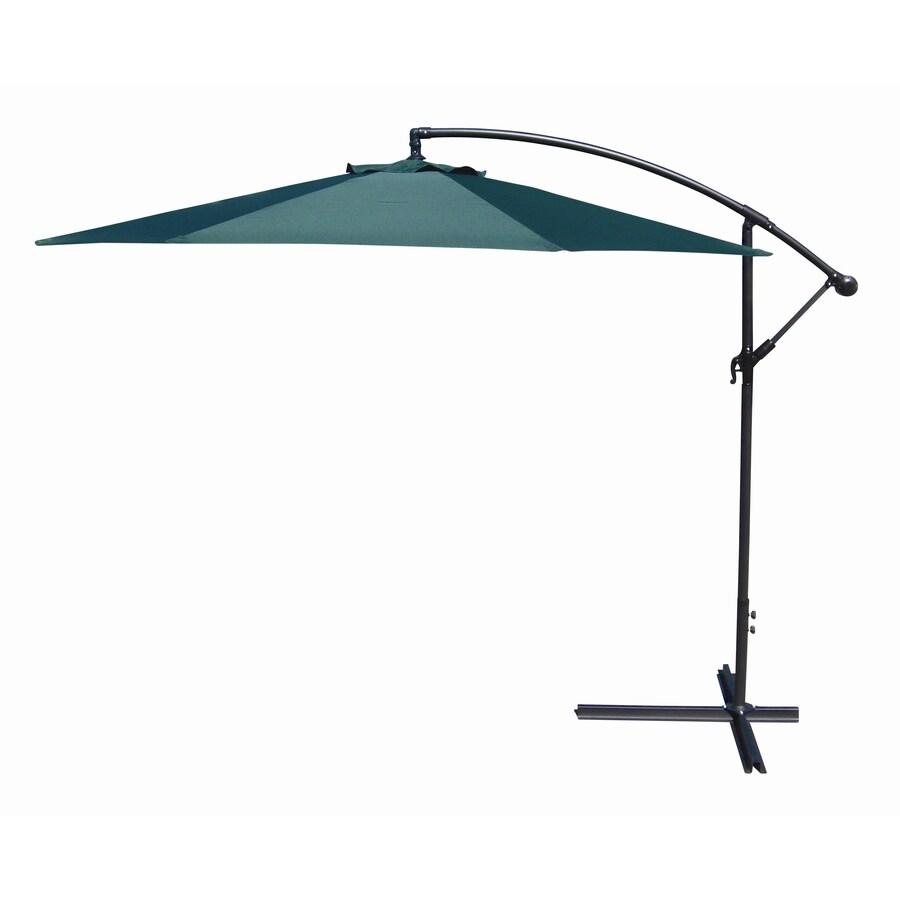 Patio Umbrella (Common: 120-in W x 120-in L; Actual: 120-in W x 120-in L)