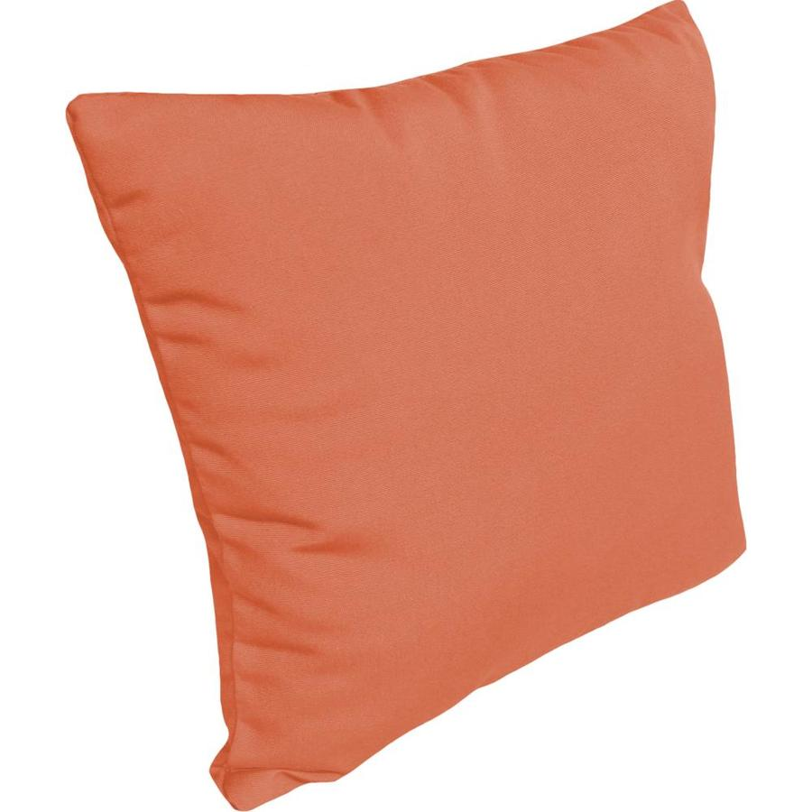 Pottery Solid Square Outdoor Decorative Pillow