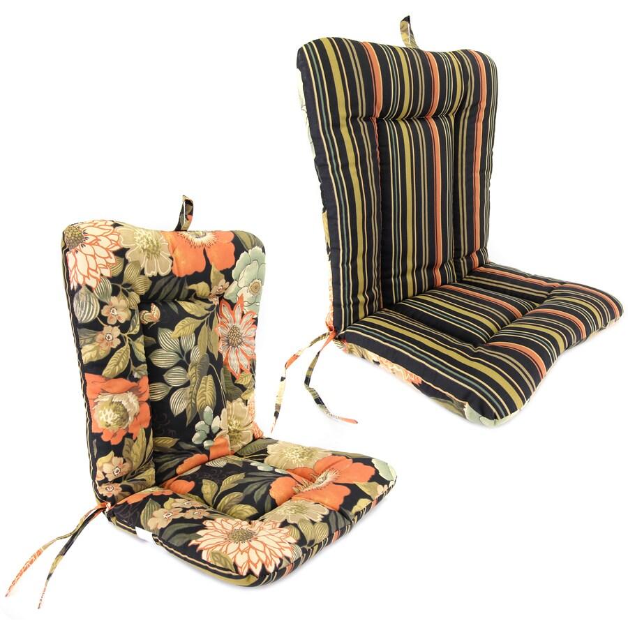 Jordan Manufacturing Jolene Lava Jolene Stripe Lava Floral Cushion For Universal