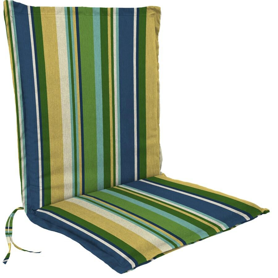 Jordan Manufacturing Mccoury Pool Stripe Cushion For Universal