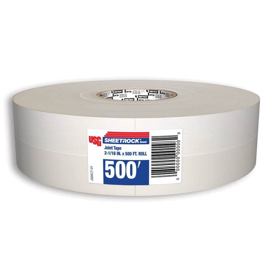 BEADEX Brand 2.0625-in x 500-ft Solid Joint Tape