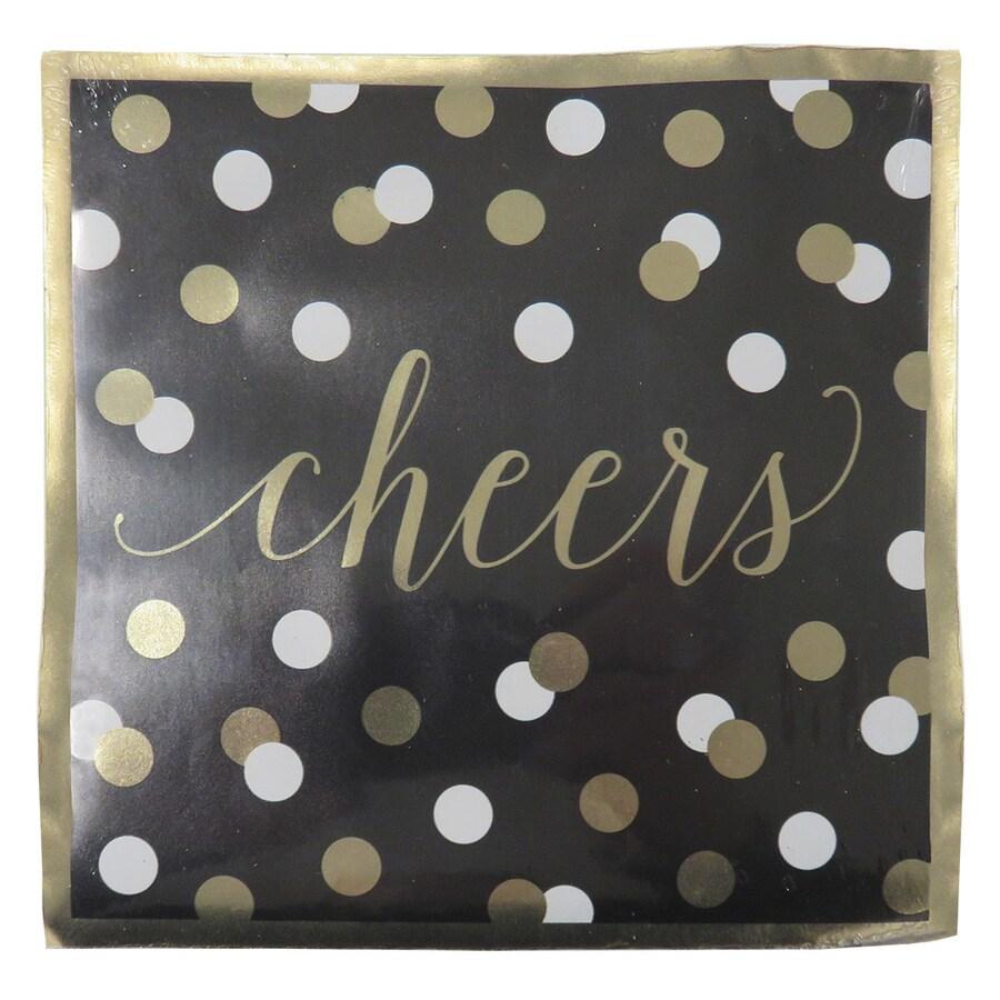 allen + roth Cheers Paper Tabletop Tableware