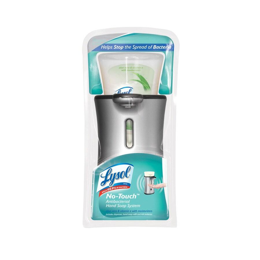 LYSOL 8.5-oz Antibacterial Aloe Hand Soap