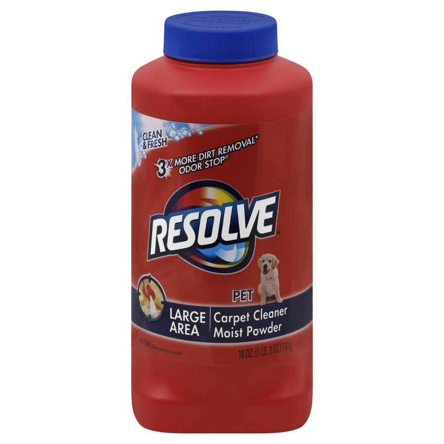 Shop Resolve 18 Oz Carpet Cleaning Solution At Lowes Com