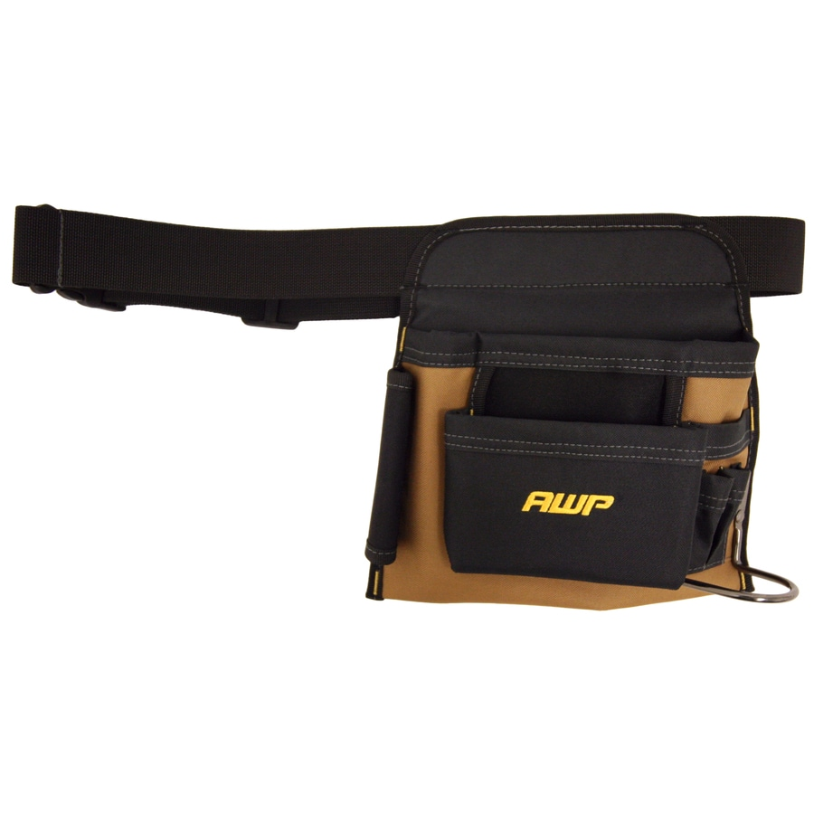 AWP General Construction Polyester Tool Apron