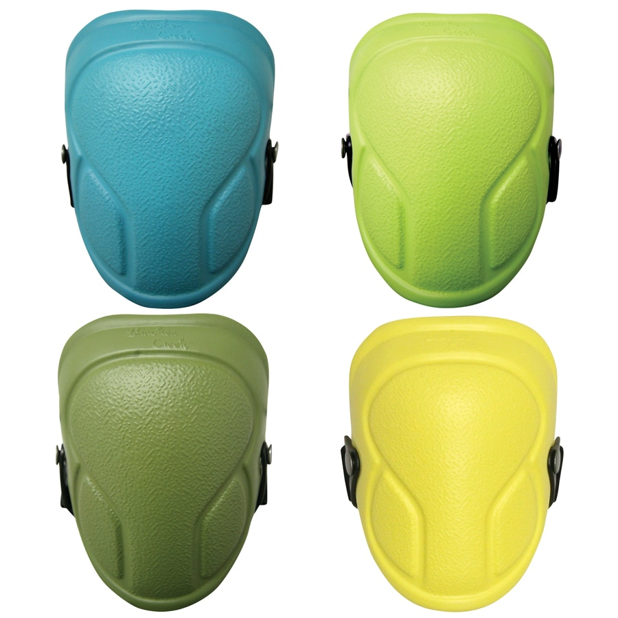 Bracken Creek Non-Marring Foam-Cap Knee Pads