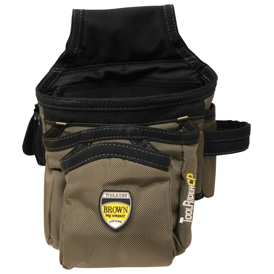 Brown Bag Company 231-cu in Ballistic Nylon Tool Pouch