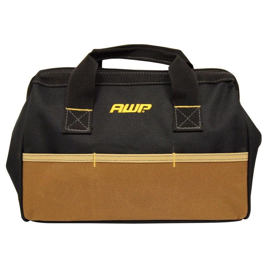 AWP Polyester Zippered Closed Tool Bag