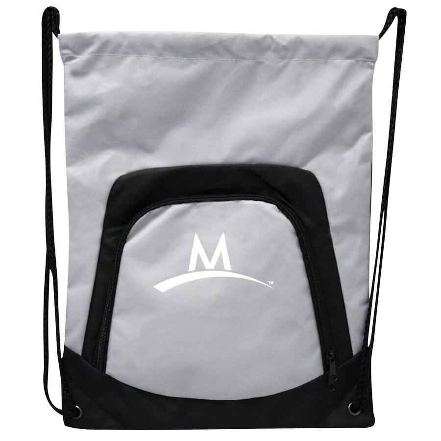 Mission Unisex Gray Denier Backpack