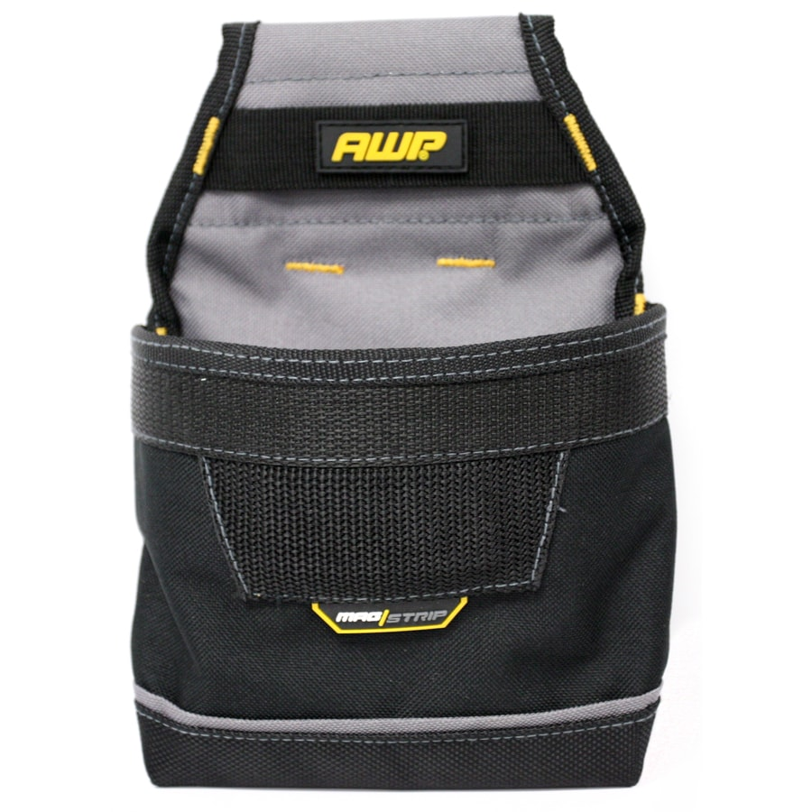 AWP 73-cu in Magnetic Polyester Tool Pouch