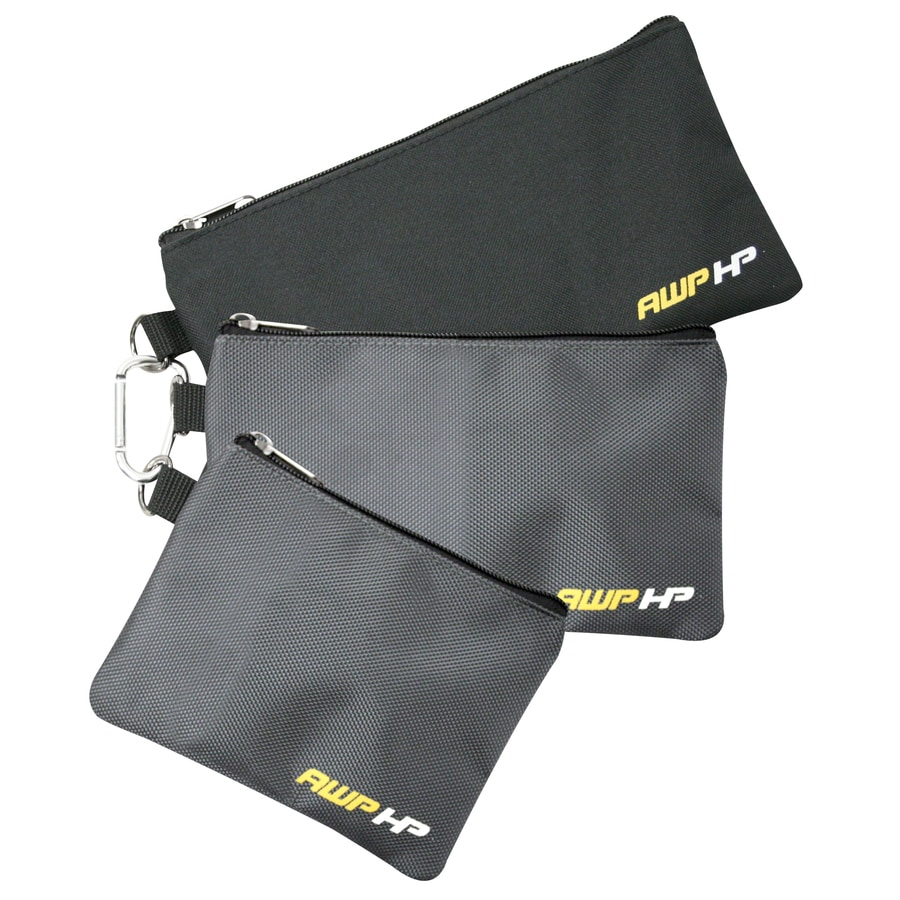 AWP HP Polyester Zippered Closed Tool Bag