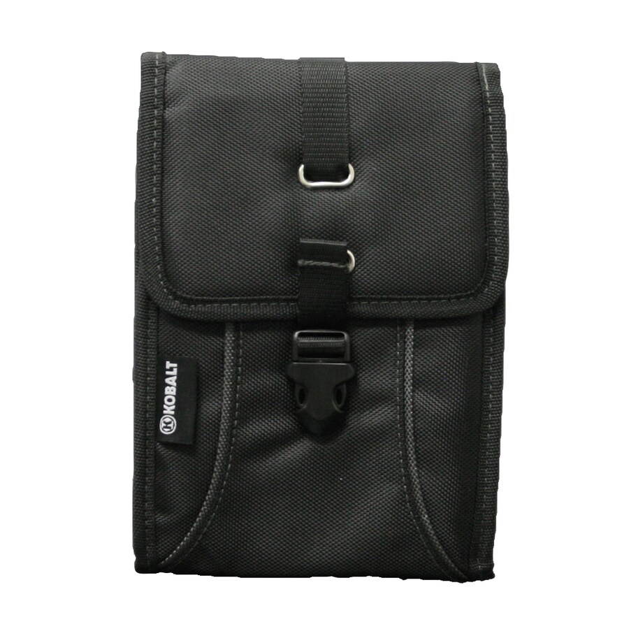 Kobalt Black Polyester Tablet Case