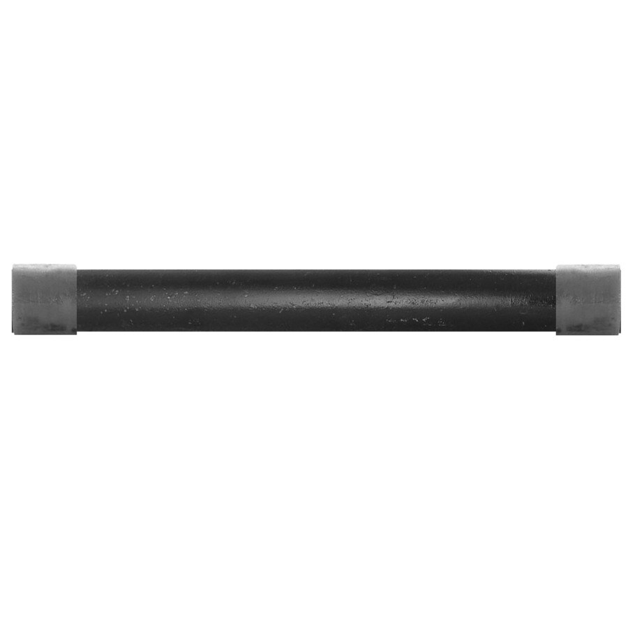 LDR 1-1/2-in x 10-ft 231-PSI Black Iron Pipe
