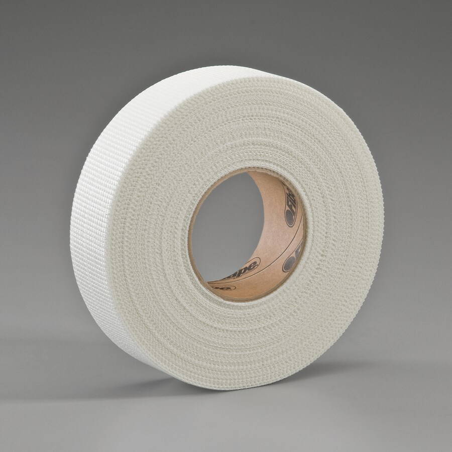 New York Wire Standard 1.875-in x 500-ft Mesh Construction Self-Adhesive Joint Tape