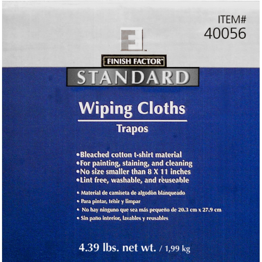 Blue Hawk Knit Rags