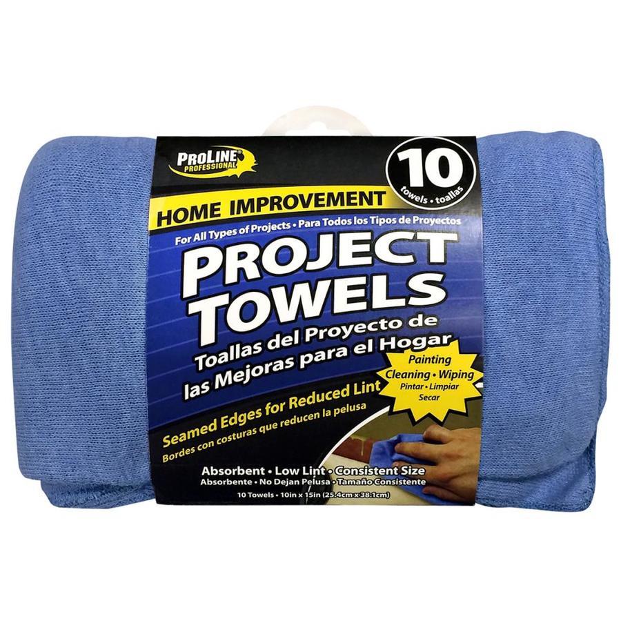ProLine ProLine 10 Count Project Towel